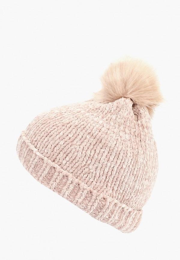 шапка acoola для девочки, бежевая