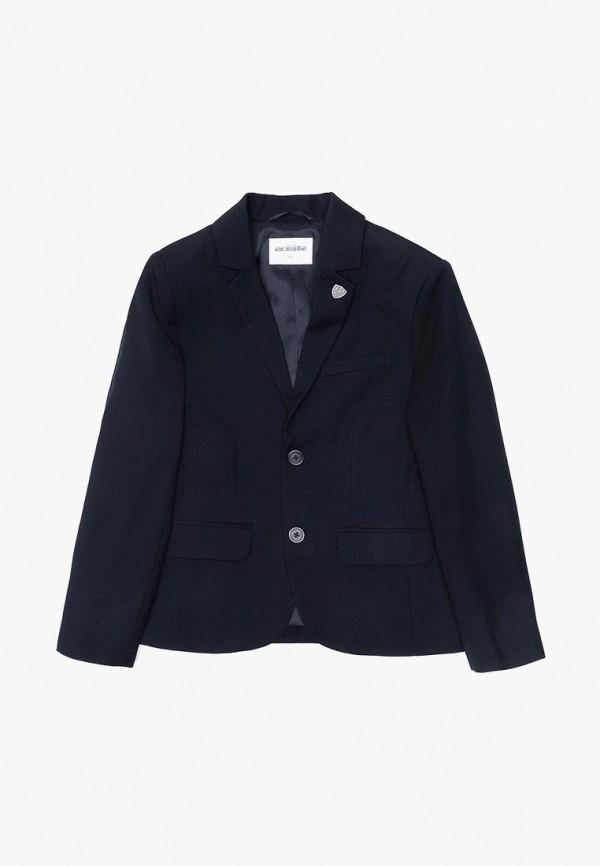 пиджак acoola для мальчика, синий