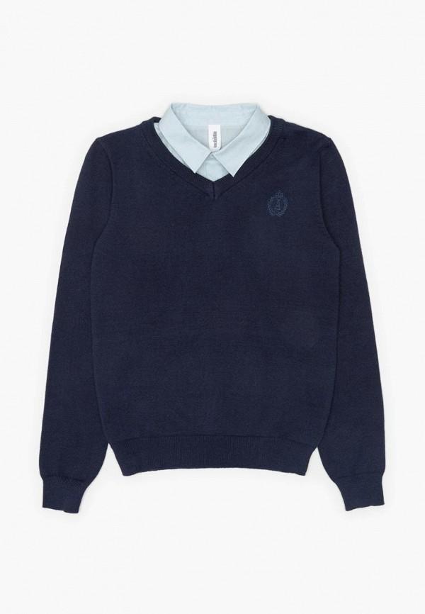 Купить Пуловер Acoola, AC008EBBXWJ2, синий, Осень-зима 2018/2019