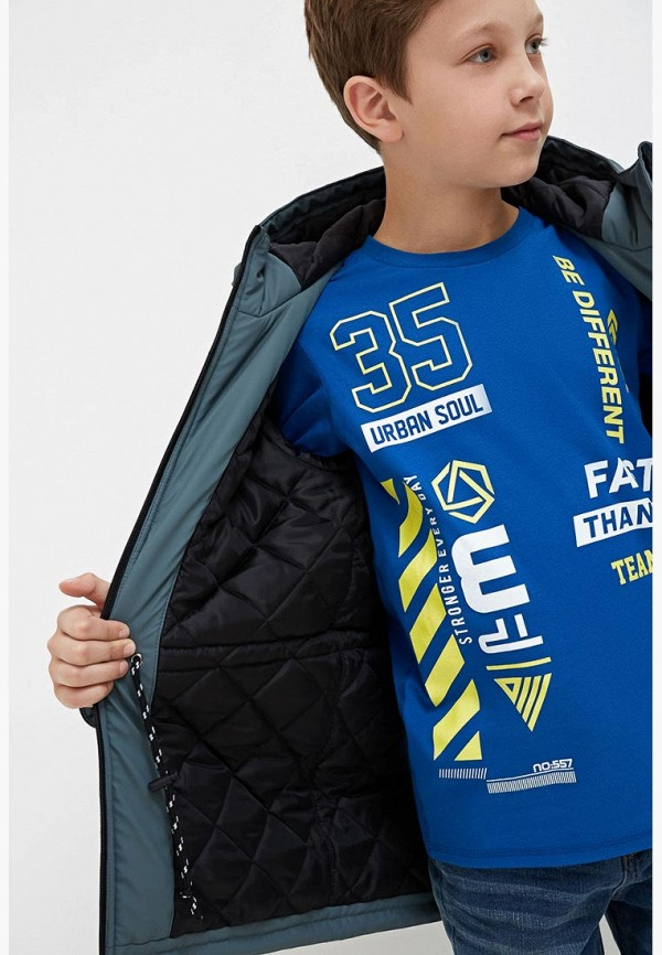 Куртка для мальчика утепленная Acoola 20110130143 Фото 4