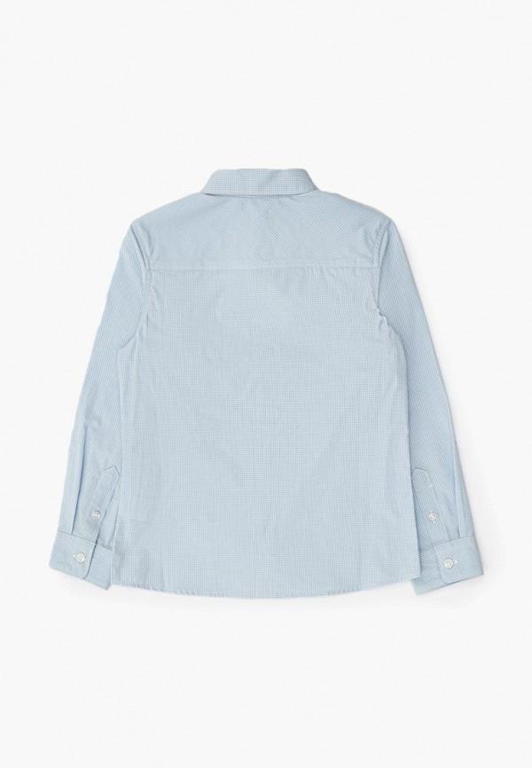 Фото 2 - Рубашку Acoola голубого цвета