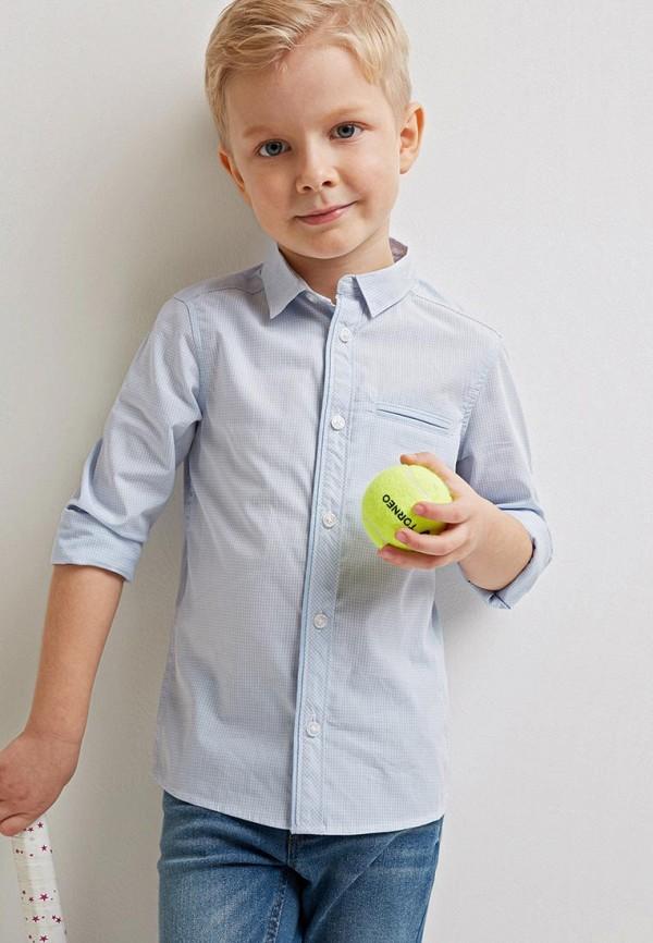 Фото 3 - Рубашку Acoola голубого цвета