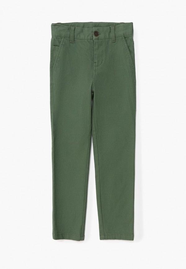 брюки acoola для мальчика, зеленые