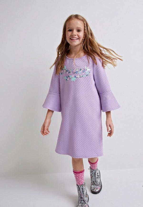 Фото 3 - Платье Acoola фиолетового цвета