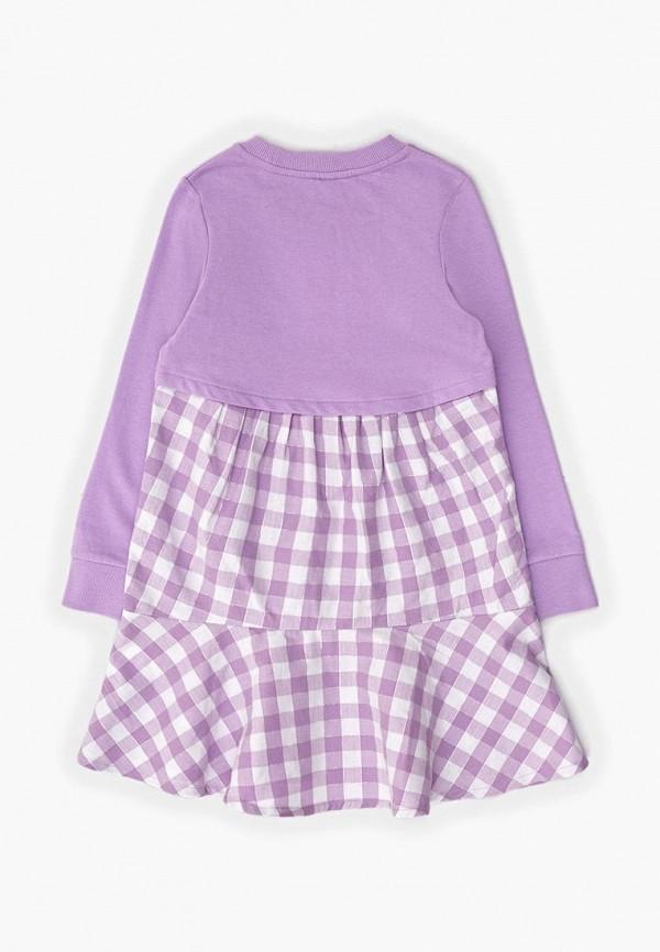 Фото 2 - Платье Acoola фиолетового цвета