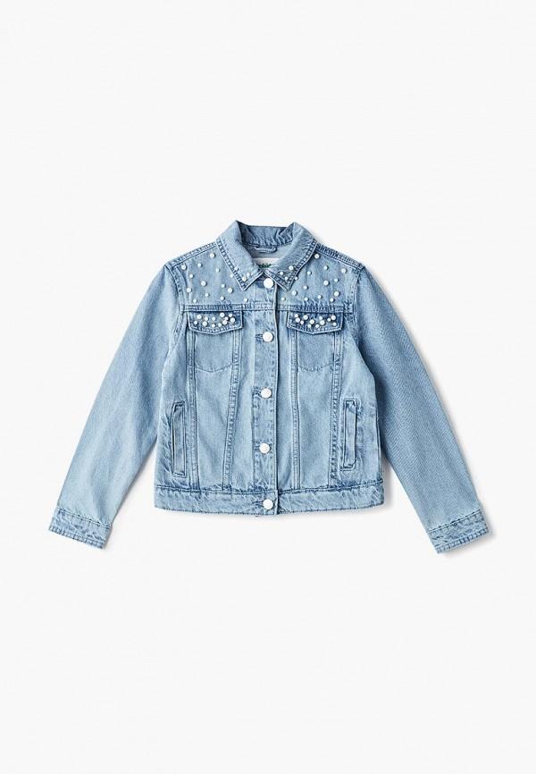 Куртка джинсовая Acoola Acoola AC008EGEXXW7 куртка утепленная acoola acoola ac008egejay0