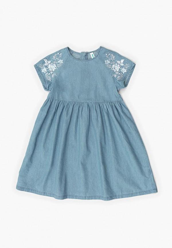 Платье джинсовое Acoola Acoola AC008EGEXXW9