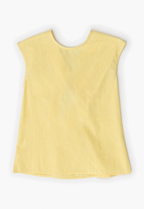 топ acoola для девочки, желтый