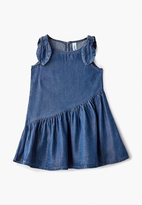 Платье джинсовое Acoola Acoola AC008EGFEUT5