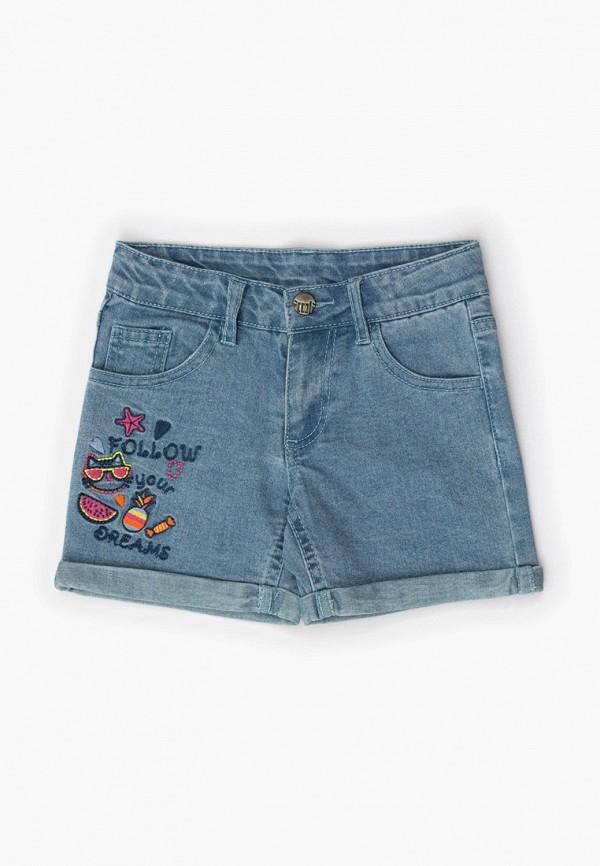 шорты acoola для девочки, синие
