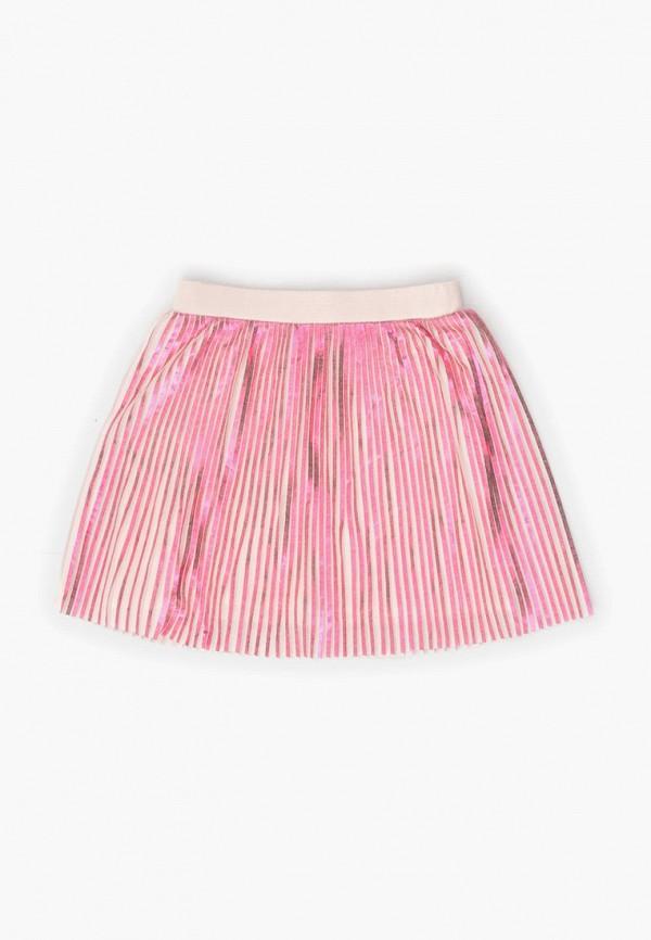 юбка acoola для девочки, розовая