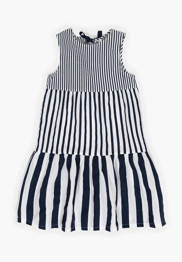 повседневные платье acoola для девочки, синее