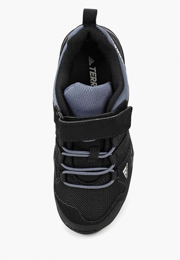 Фото 4 - Кроссовки adidas черного цвета