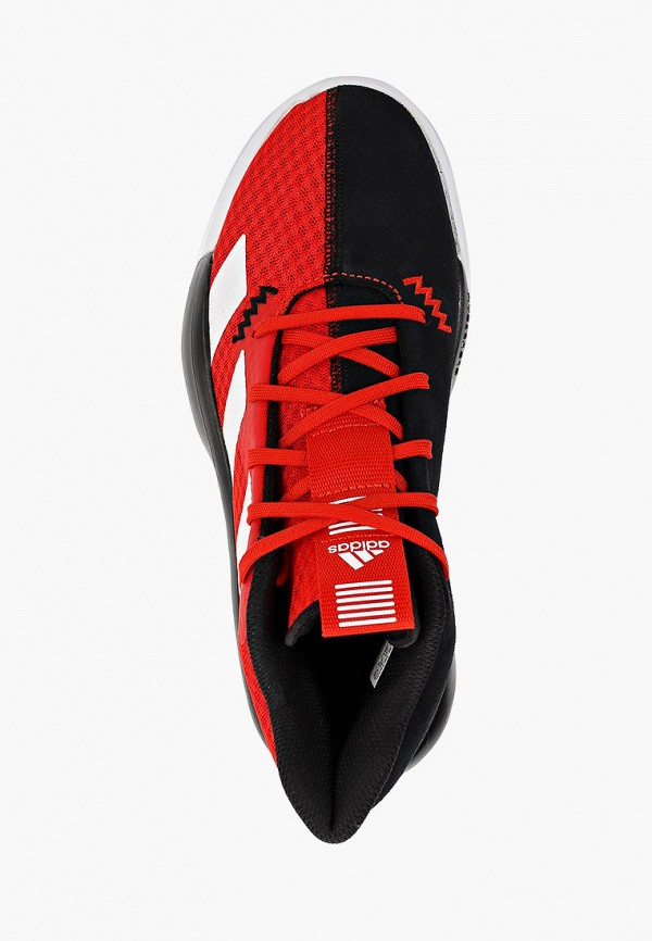 Фото 4 - Кроссовки adidas разноцветного цвета