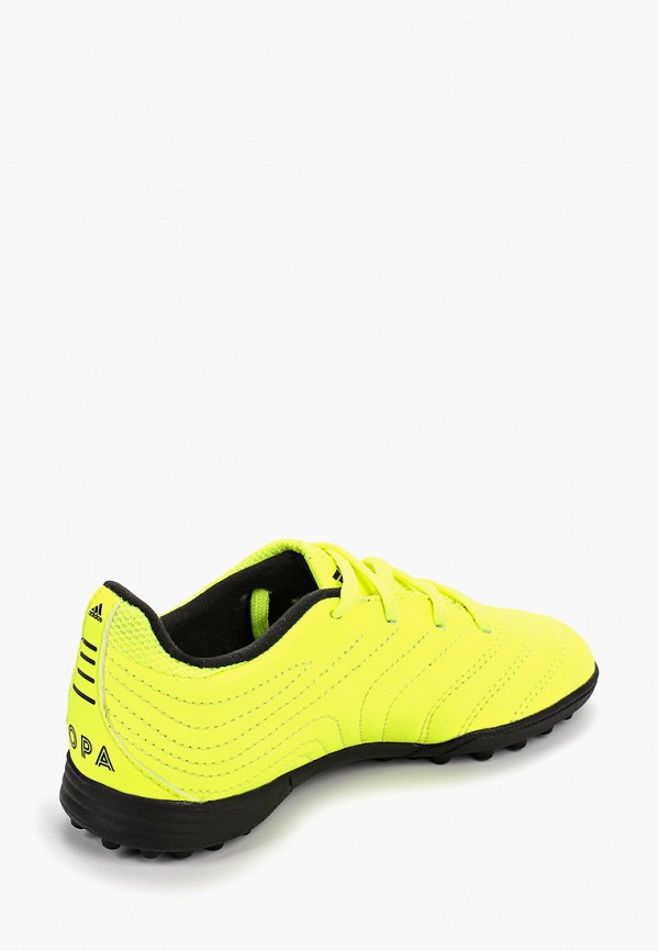 Фото 3 - Шиповки adidas желтого цвета