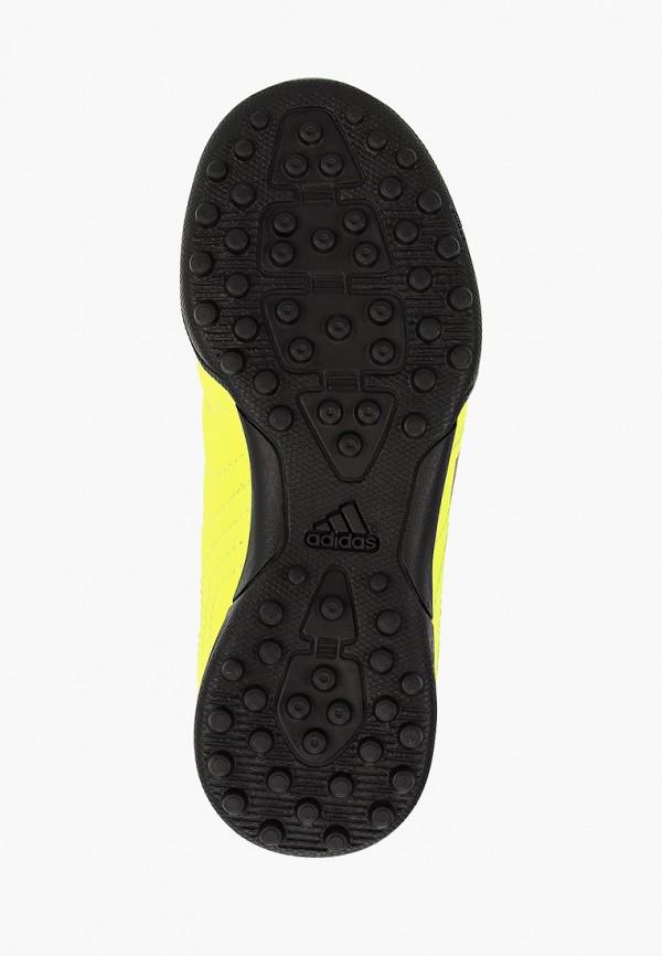 Фото 5 - Шиповки adidas желтого цвета