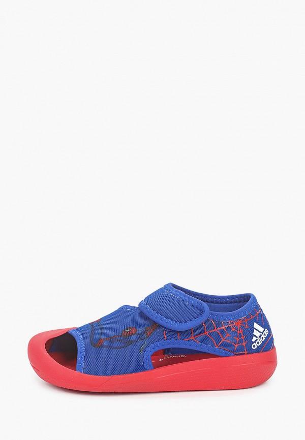 сандалии adidas малыши, синие