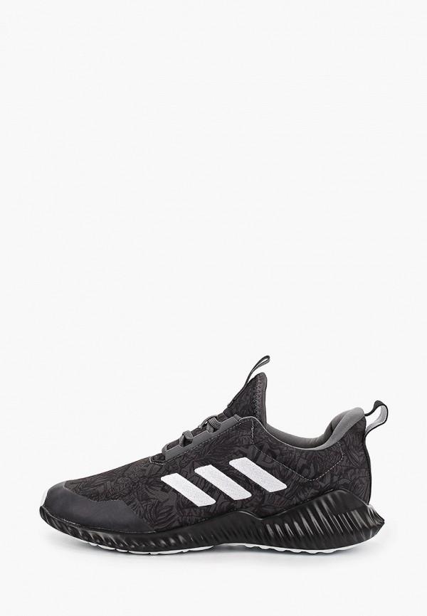 кроссовки adidas для мальчика, серые