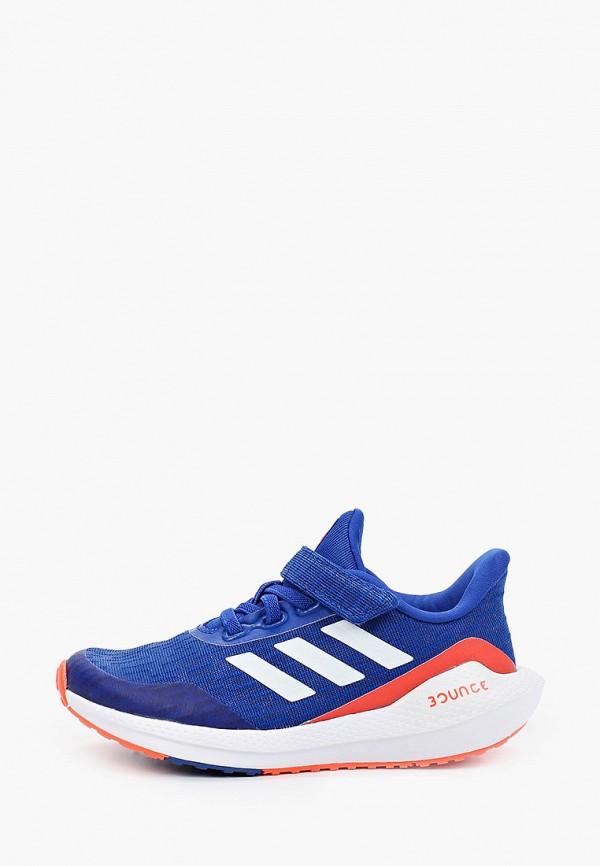 кроссовки adidas для мальчика, синие