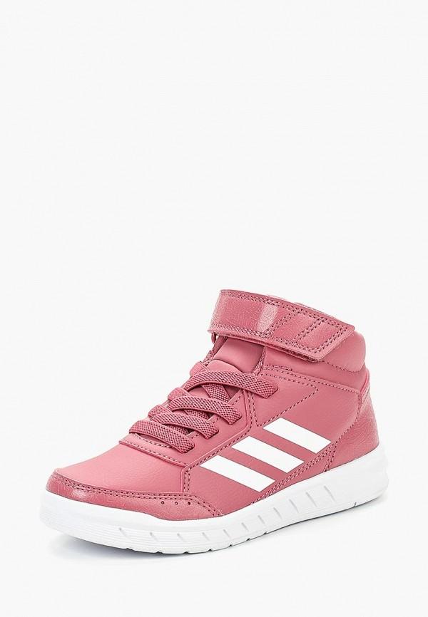 Кеды для девочки adidas AQ0185