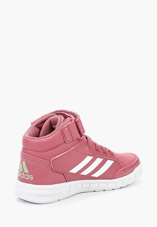 Кеды для девочки adidas AQ0185 Фото 2