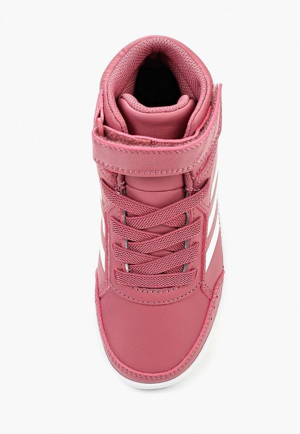 Кеды для девочки adidas AQ0185 Фото 4