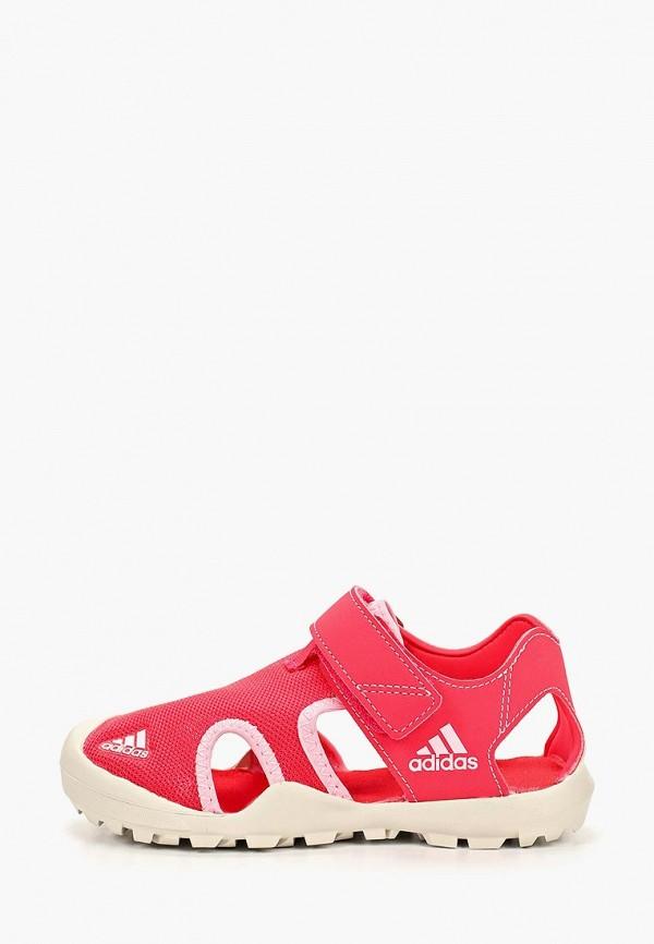 Сандалии adidas adidas AD002AGEEDL8 цена