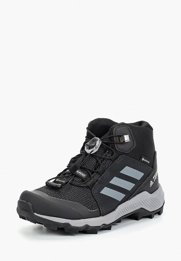 Ботинки для мальчика трекинговые adidas EF0225 Фото 2