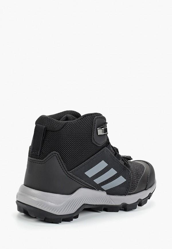Ботинки для мальчика трекинговые adidas EF0225 Фото 3