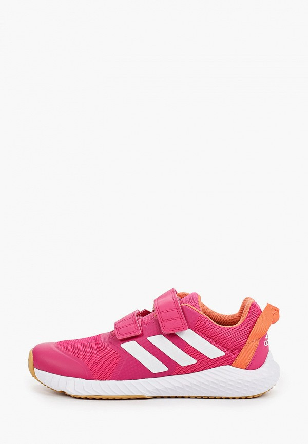 кроссовки adidas малыши, розовые