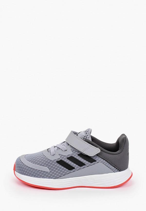 кроссовки adidas малыши, серые