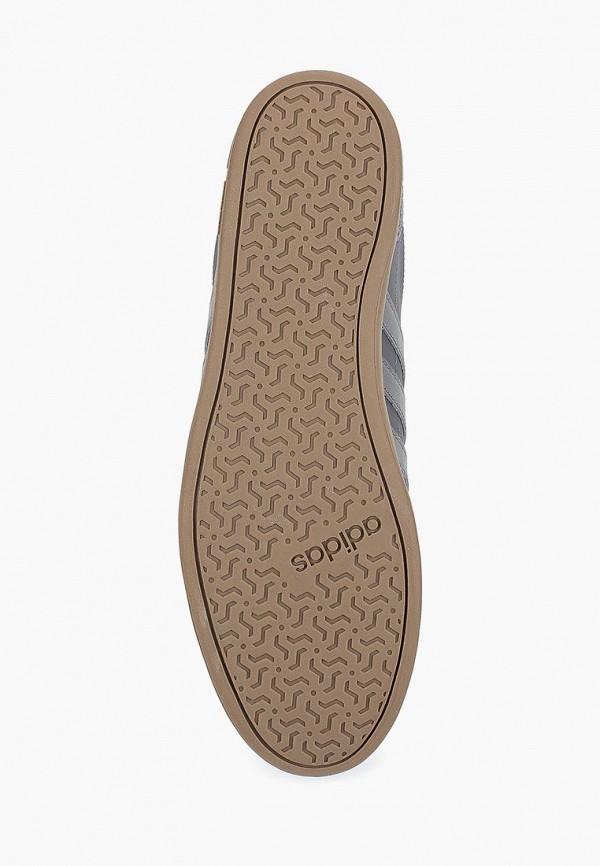 Фото 3 - Кеды adidas серого цвета