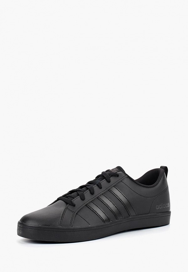 Фото - Кеды adidas черного цвета