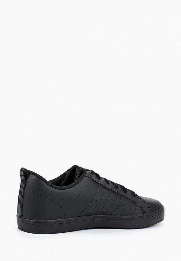 Фото 2 - Кеды adidas черного цвета