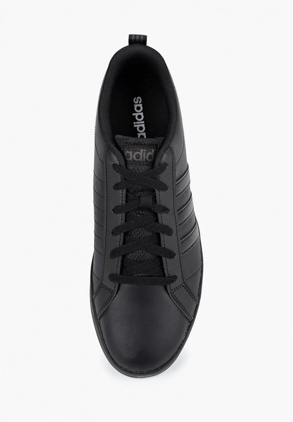 Фото 4 - Кеды adidas черного цвета