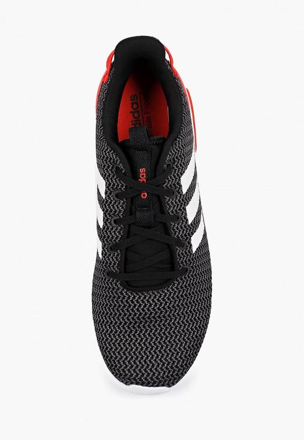 Фото 4 - Кроссовки adidas серого цвета