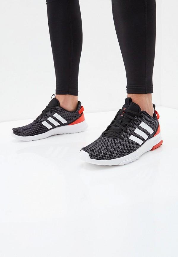 Фото 5 - Кроссовки adidas серого цвета