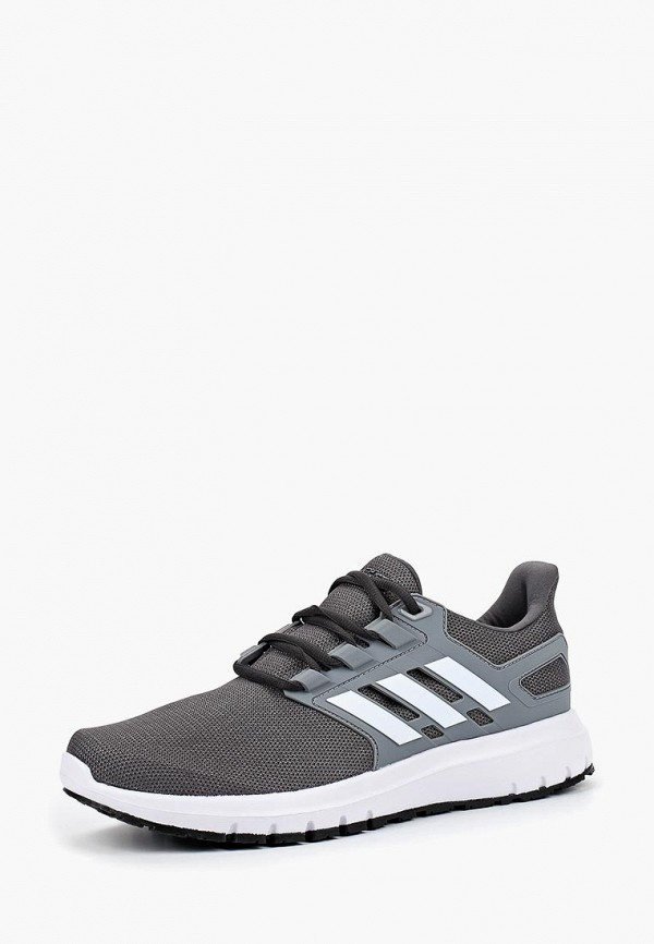 мужские кроссовки adidas, серые