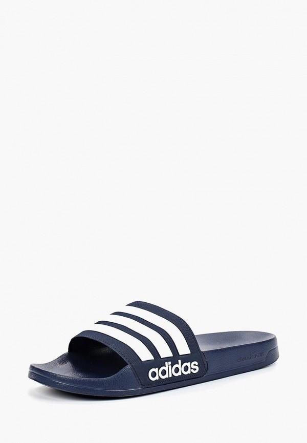 Сланцы adidas adidas AD002AMCDJO5 цена