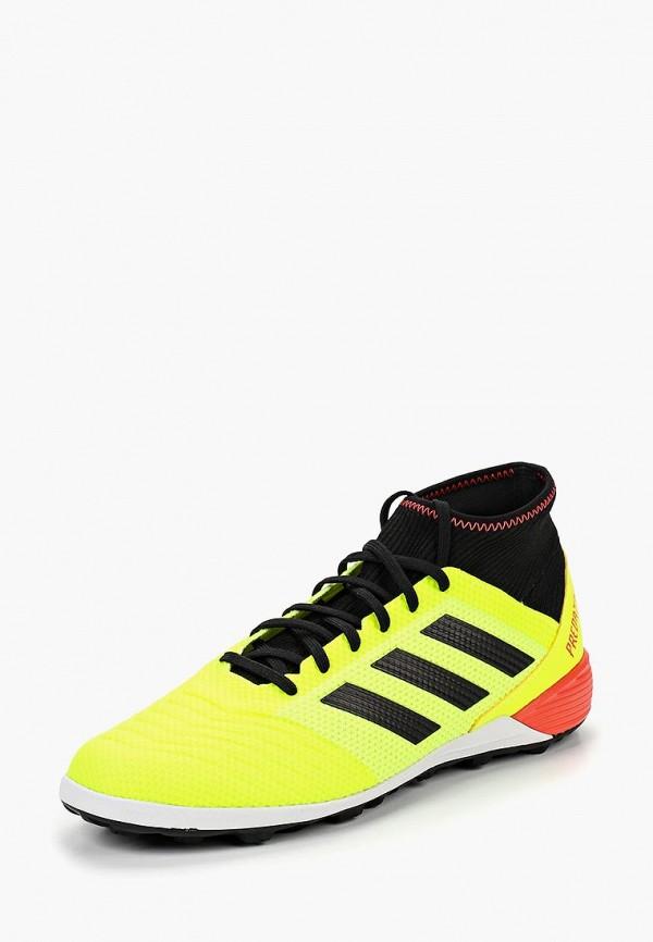Купить Бутсы adidas, adidas AD002AMCDJP6, желтый, Осень-зима 2018/2019