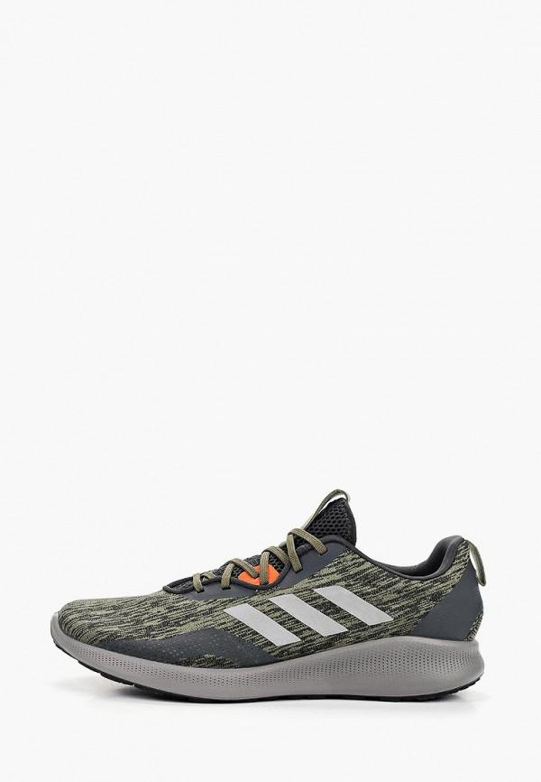 мужские кроссовки adidas, хаки