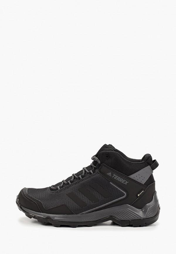 мужские ботинки adidas, черные