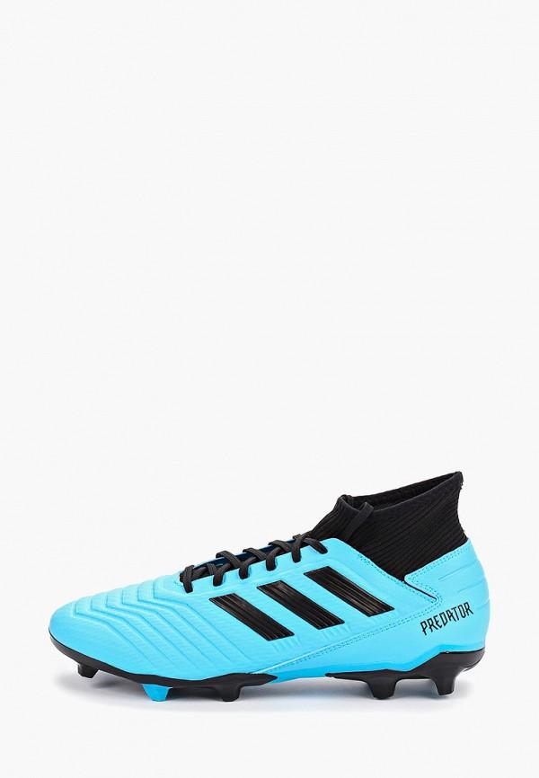 Бутсы adidas adidas AD002AMFKBF5 футболка женская adidas trefoil tee цвет голубой cv9891 размер 34 42