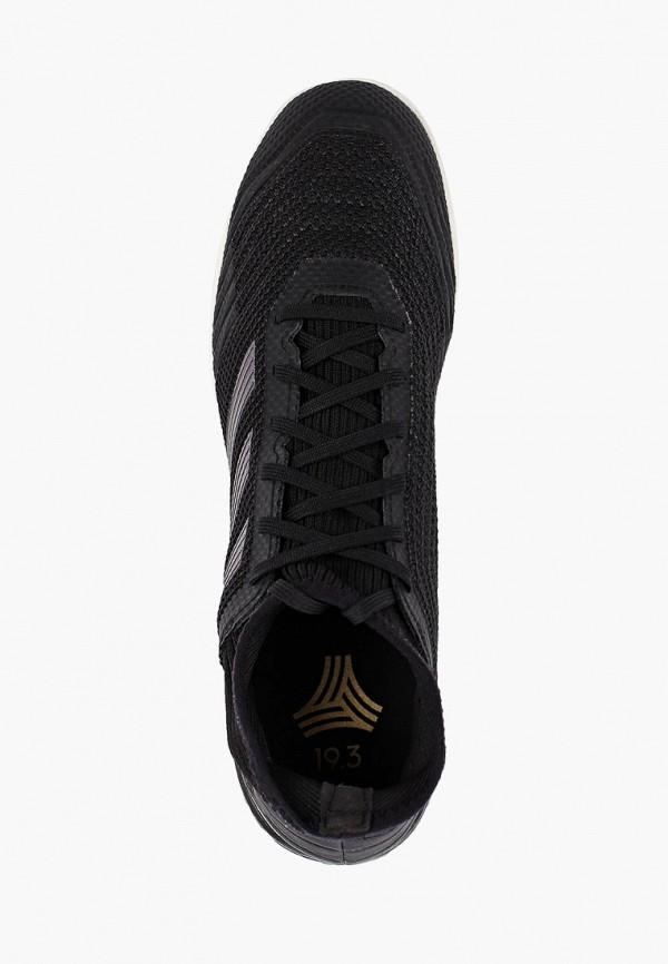 Фото 4 - Бутсы зальные adidas черного цвета