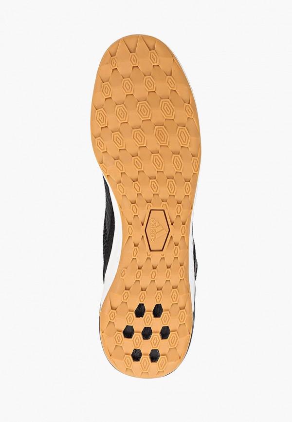 Фото 5 - Бутсы зальные adidas черного цвета