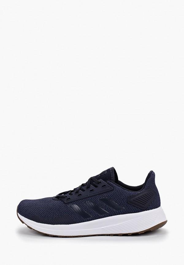 Фото - Кроссовки adidas синего цвета