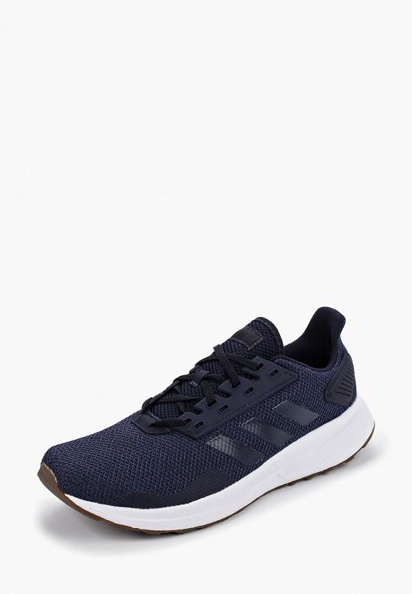 Фото 2 - Кроссовки adidas синего цвета