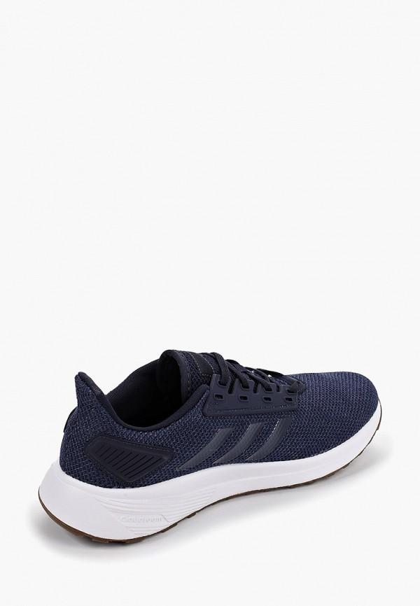 Фото 3 - Кроссовки adidas синего цвета