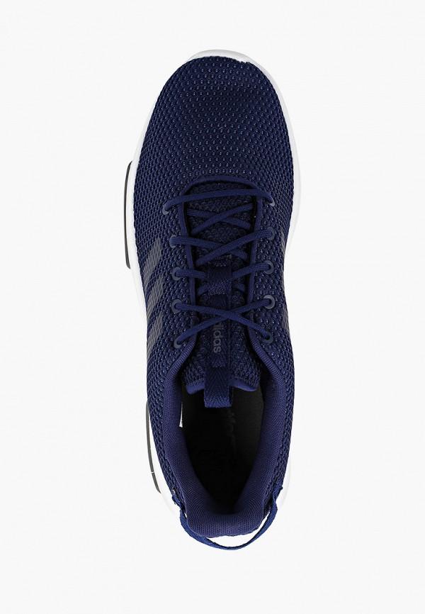 Фото 4 - Кроссовки adidas синего цвета