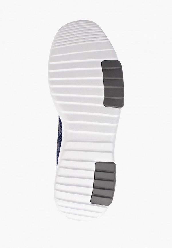 Фото 5 - Кроссовки adidas синего цвета